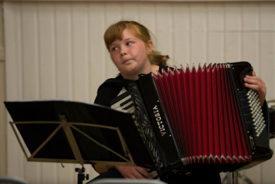 Accordion Competition (Photo ©Sean Purser)