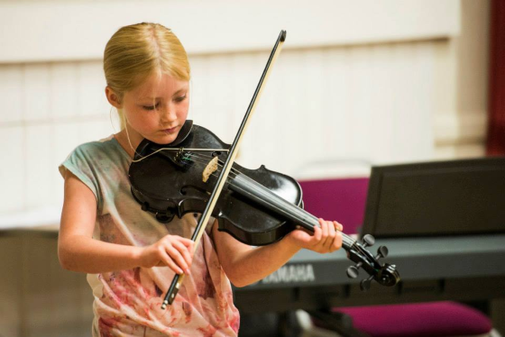 Instrumental Competition (Photo ©Sean Purser)